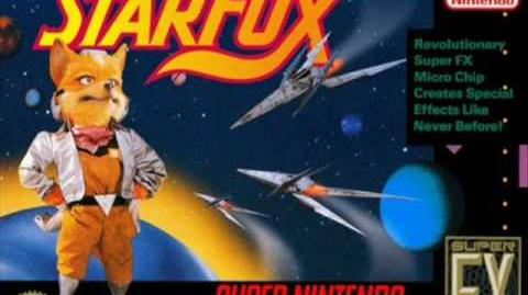 Star Fox Corneria Theme