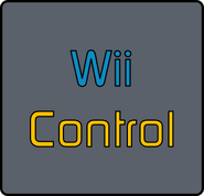 Wii Control Icon