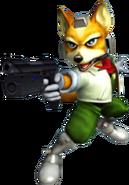 Fox - Super Smash Bros Melee