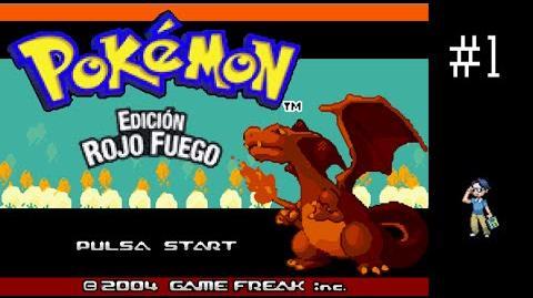 Pokémon Rojo Fuego - Fantendo Battles 1 Versus SPLEO-0