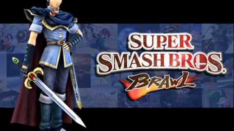 Fire Emblem (Melee) Super Smash Bros Melee