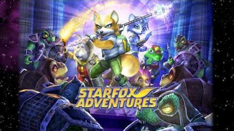 -Music- Star Fox Adventures - Title Screen Movie