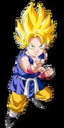 Goku GT Niño SSJ