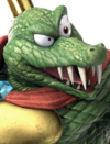 King K Rool Portrait