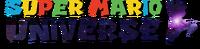 Super Mario Universe Logo By Silver