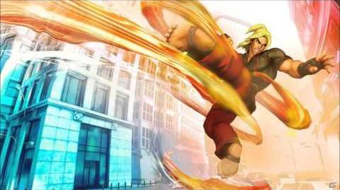 Street Fighter 5 - Ken's Theme (SFV OST)