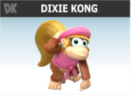Super smash bros for wii u 3ds dixie kong moveset by sonicguy726-d765tah