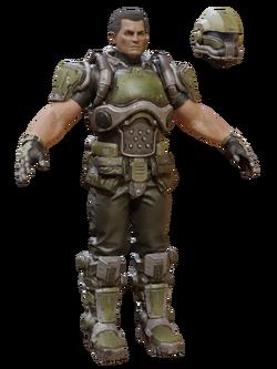 Doom Marine SSBI