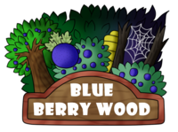 Blue Berry Wood