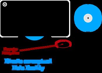 Holo Reality Silueta