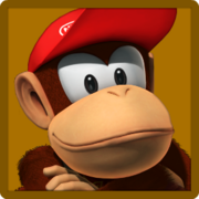 Diddy Kong MKN
