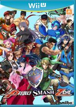 Project smash zone for wii u cover remaked by thegamerlover-d8ngtjv