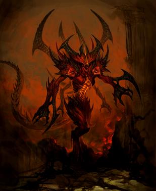 Diablo Diablo III full body