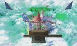 Castillo de Peach (64) SSB4 (Wii U)