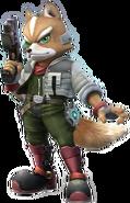 Fox - Super Smash Bros Brawl