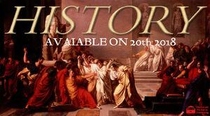 History promocional