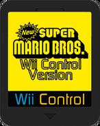 Wii Control Cartucho NSMBWC