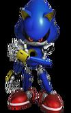 Metal Sonic-SSBM