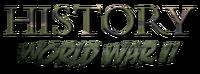 HISTORY World War II Logo
