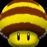 1384181-bee mushroom