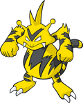 Electabuzz (dream world)