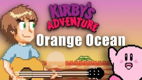Kirby's Adventure Orange Ocean Acoustic cover by Steven Morris