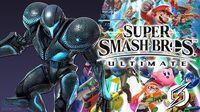 Multiplayer (Metroid Prime 2- Echoes) - Super Smash Bros