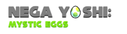 Nega Yoshi Mystic Eggs Logo