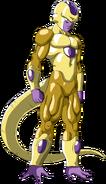 Golden Freezer