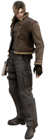 Leon S. Kennedy SSSBX