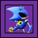 Icono ST Metal Sonic