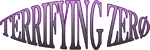 Terrifying Zero Logo