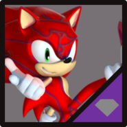 IN Nega Sonic Icon