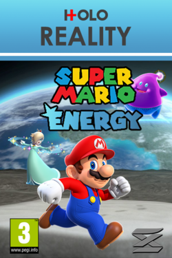 Super Mario Energy HoloReality