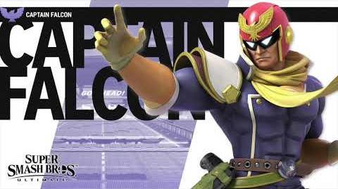 Super Smash Bros Ulimate - F-ZERO Medley