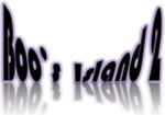 Boo's Island 2 Logo by Silver Martínez