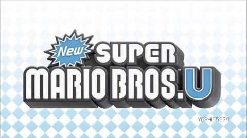 Final Boss Phase 2 (SFX) - New Super Mario Bros. U OST