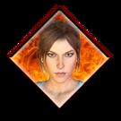 SSBM - Lara Croft