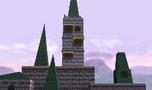 Hyrule Castle SSB64