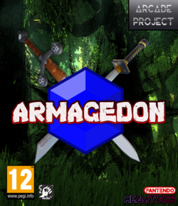 Armagedon Caratula