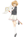 Sakura Kinomoto SSSBX
