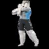 Wii Fit Trainer-M