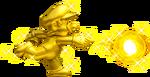 Gold Mario 3DS