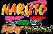 Naruto Ultimate Leaf Ninja Destiny Revolution logo