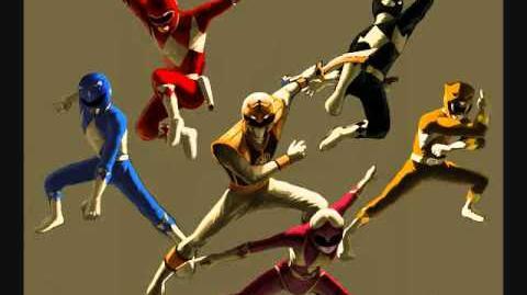 Go Go Power Rangers - Remastered Theme Remix
