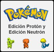 Pokémon Edición Protón y Neutrón