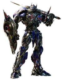 Optimus Prime SSSBX