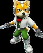 Fox - Star Fox 64 3D