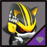IN Metal Sonic 3.0 Icon