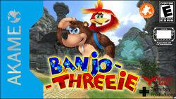 Caratula Banjo-Threeie AkameS